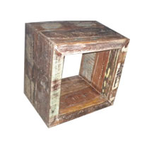 Recycled Timber Block